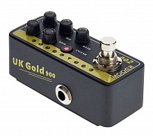 Преамп MOOER 002 UK GOLD 900 - JCS.UA