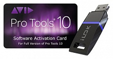 Карта активации Avid Pro Tools Activation Card - JCS.UA