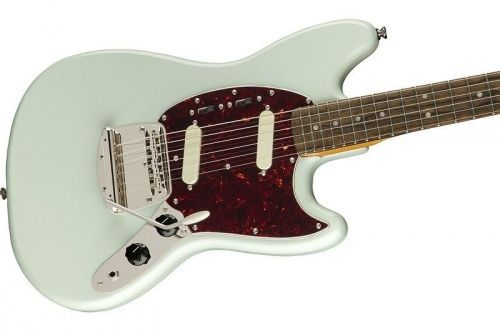 Электрогитара SQUIER by FENDER CLASSIC VIBE 60S MUSTANG LRL SONIC BLUE - JCS.UA фото 3