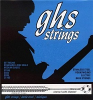 Струны GHS Strings M5200 SUPERSTEEL - JCS.UA
