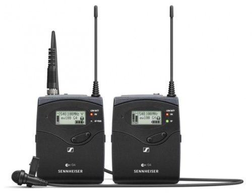 Радиосистема Sennheiser EW 112P G4 Portable Wireless Lavalier System - A Band - JCS.UA