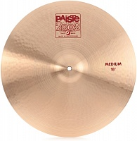 "Тарелка Paiste 2002 Medium Crash 18"" - JCS.UA"