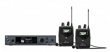 Персональная мониторная система Sennheiser ew IEM G4 Twin Wireless In-Ear Monitoring System - A1 Band - JCS.UA