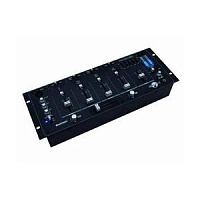 DJ микшерный пульт OMNITRONIC EMX-1 4-channel club mixer - JCS.UA