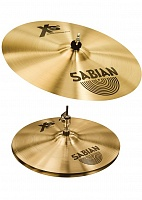 "Набор тарелок Sabian XS20 First pack (14""Hats+16""Crash) - JCS.UA"
