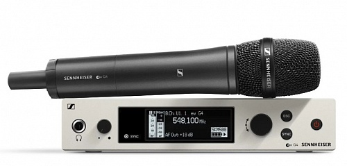 Радиосистема Sennheiser EW 500-945 G4 Wireless Handheld System - GW1 Band - JCS.UA