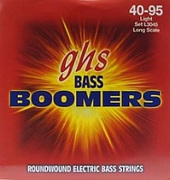 Струны GHS Strings L3045X BOOMERS LONG+ X LIGHT - JCS.UA