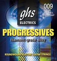 Струны GHS Strings PROGRESSIVES PRCL - JCS.UA