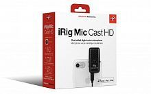 Микрофон IK MULTIMEDIA iRig Mic Cast HD - JCS.UA